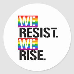 LGBTQ EQUALITY STICKERS