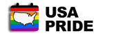 USA PRIDE CALENDAR (A-Z)
