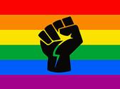 LGBTQ+ PROTEST