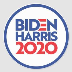BIDEN / HARRIS STICKERS