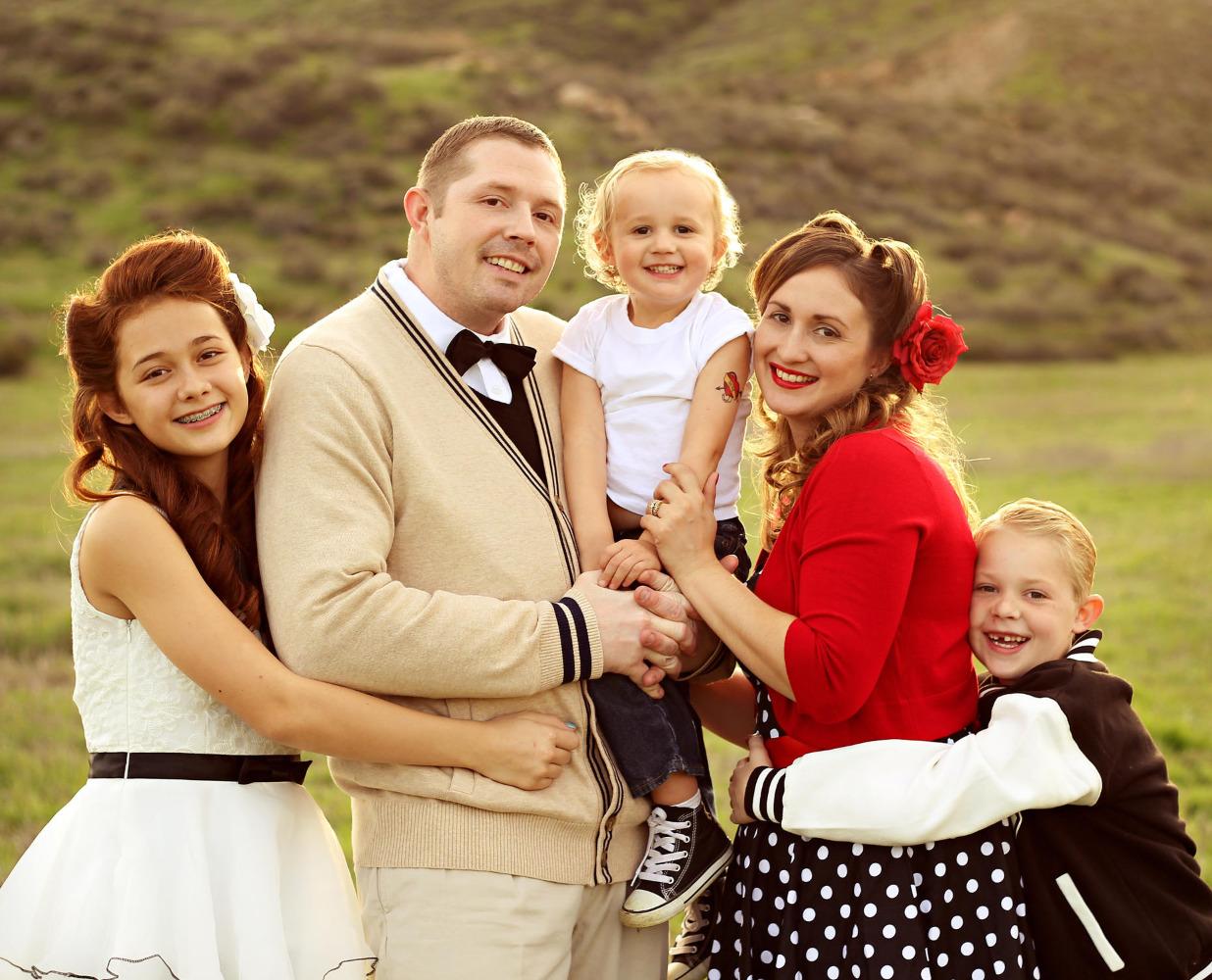hemet family photography