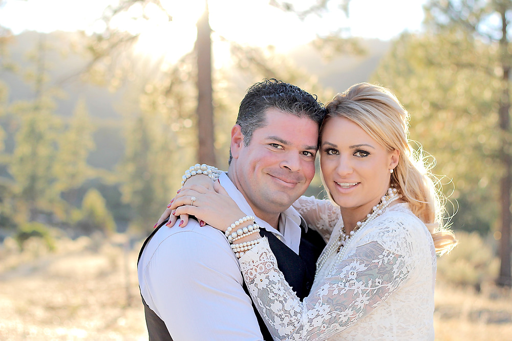 idyllwild wedding photographer