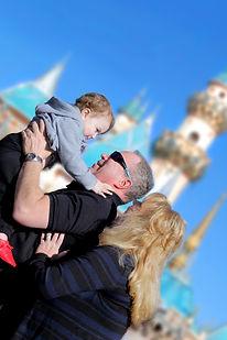 Disneyland Family Photographer Anaheim Family Photography