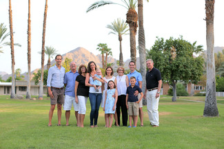 The Middaugh Family Photos | Indian Wells | Sonia Stewart Photography