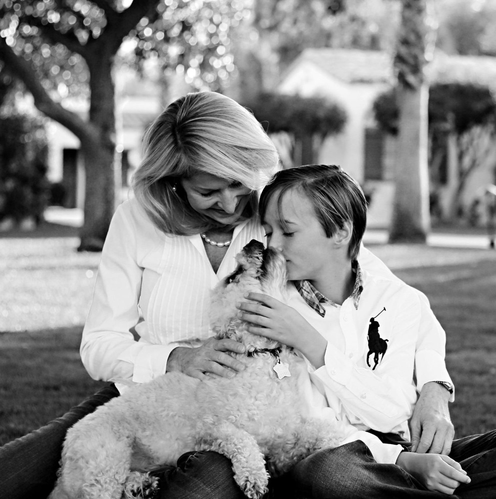 La quinta resort family photography