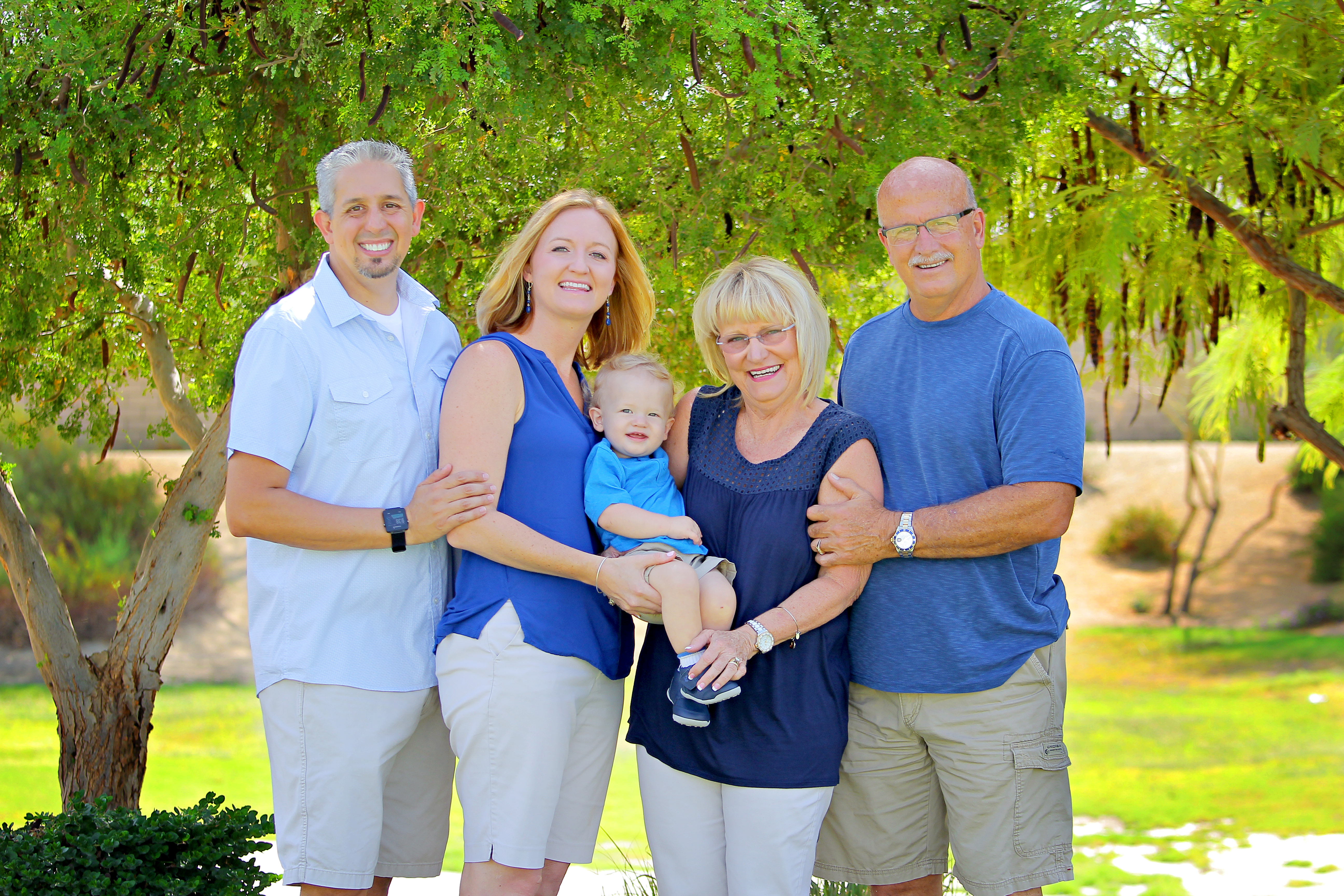 Indio Family photography