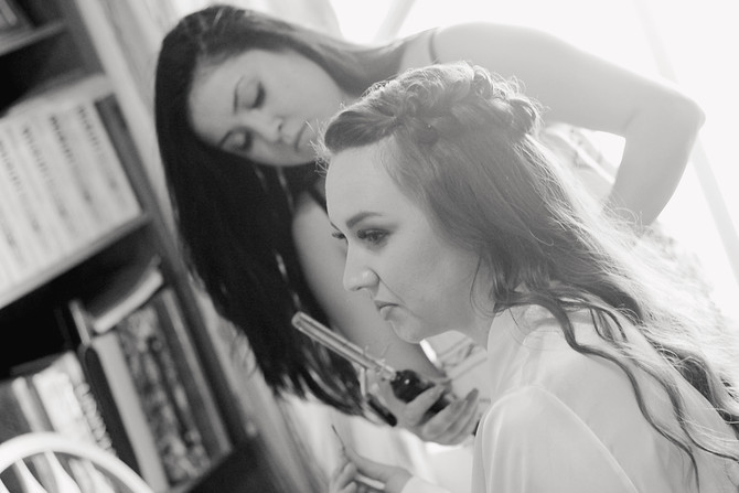The Thompson Wedding | Metate Ranch | Indio Wedding Photography