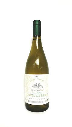 Cuvée de Brieu Chardonnay Oc IGP, 2019