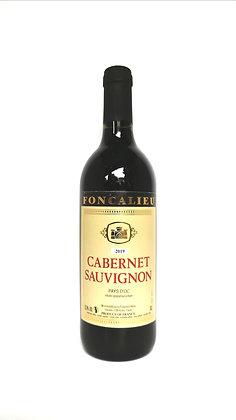 Cabernet Sauvignon Foncalieu Oc IGP, 2019