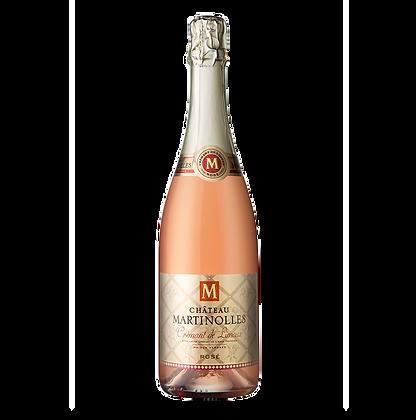 Crémant de Limoux Martinolles AOC, Rosé