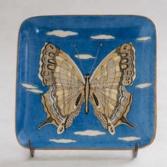 Šķīvis – plāksne   Тарелка - плакетка   Plate – plaque