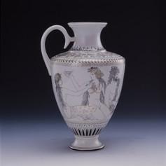 "Vāze ""Dionīss""  Ваза «Дионис»  Vase ""Dyonisius"""