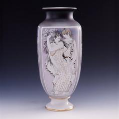 """Vāze """"Apollons""""  Ваза «Аполлон»  Vase """"Apollo"""""""