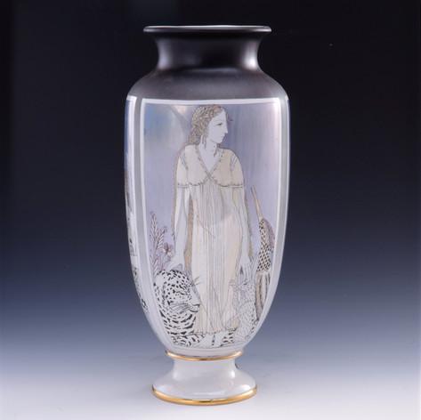 "Vāze ""Afrodīte""  Ваза «Афродита»  Vase ""Aphrodite"""