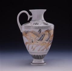 """Vāze """"Hēlijs""""  Ваза «Гелиос»  Vase """"Helios"""""""