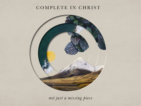 Christ - Not Just a Missing Piece