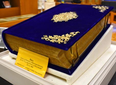 Abraham Lincoln's Purple Bible