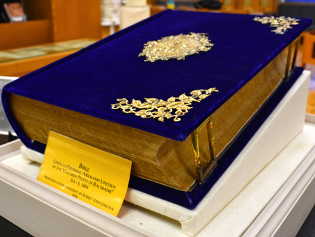 Abraham Lincoln's Purple Bible