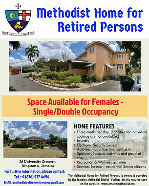 Methodist Home for Retired Persons - 202