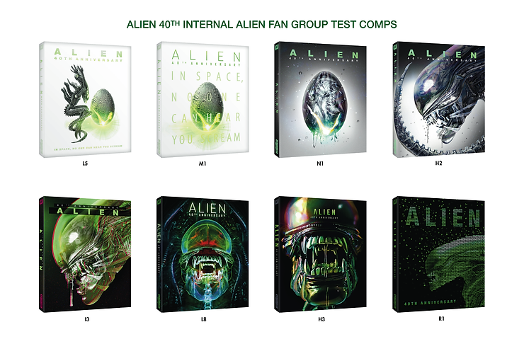 Alien 40th_Internal Fan Group Test Comps