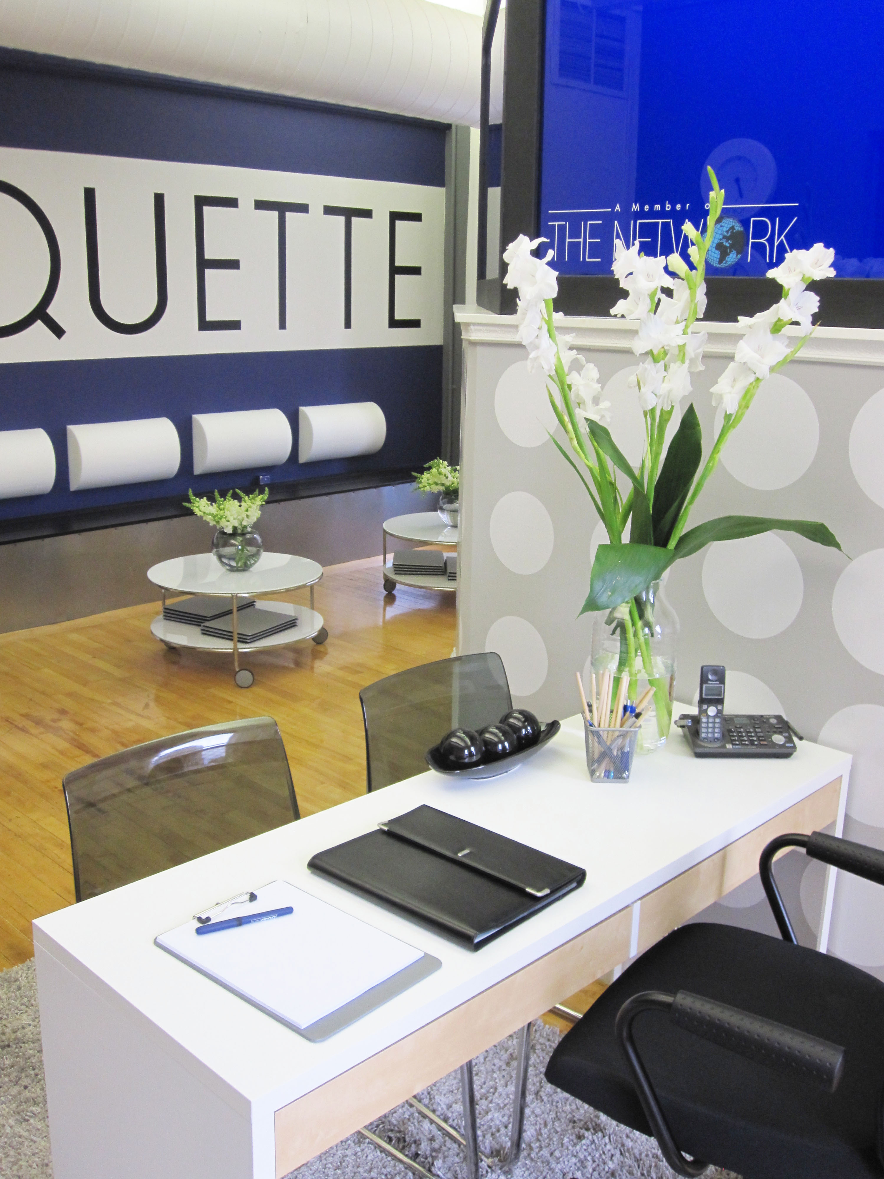Arquette_Front Desk and Waiting Area