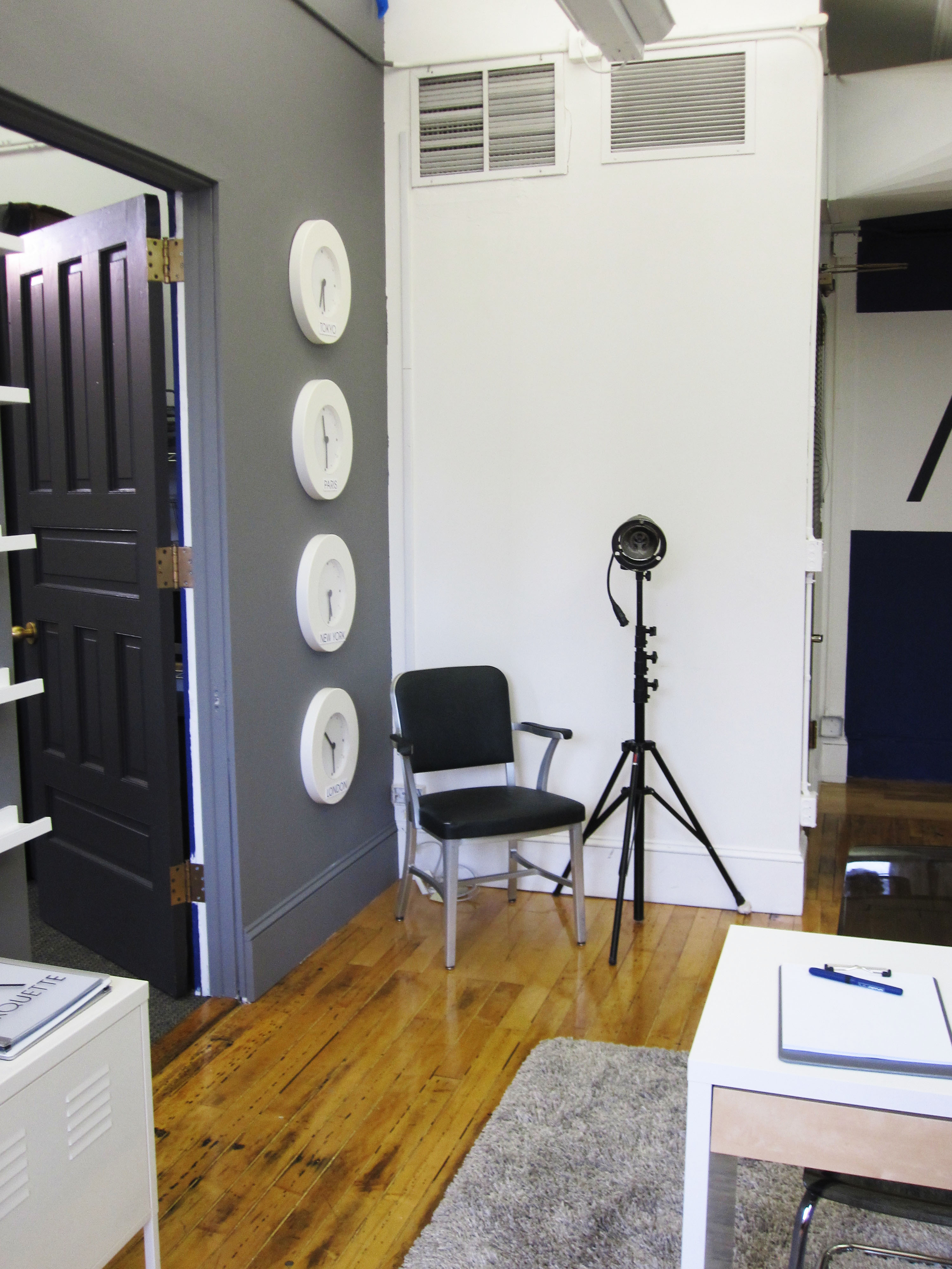 Arquette_Door to Owners Officce