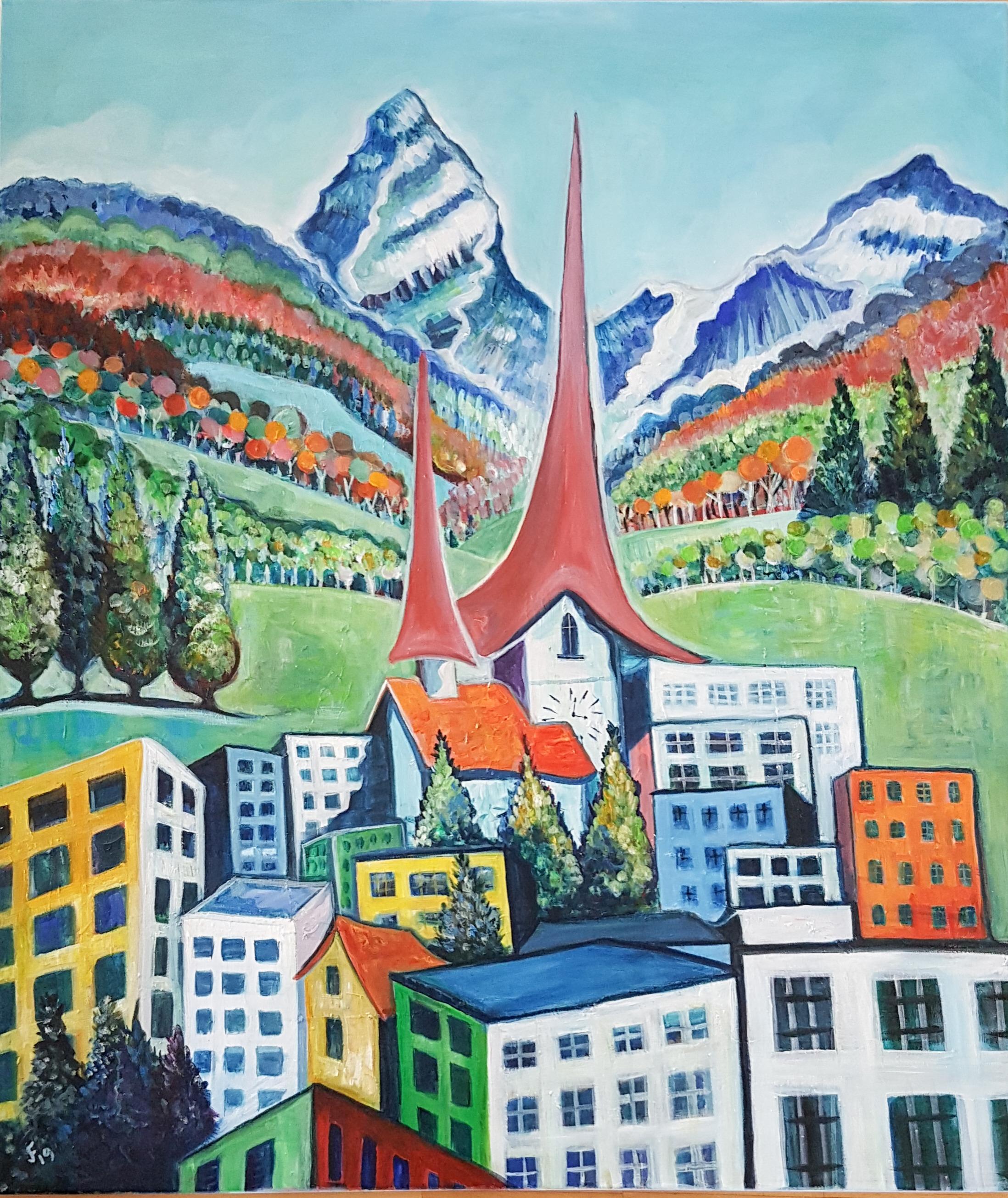 Davos Dorf 2019