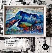 Rigi in Colour, 2019