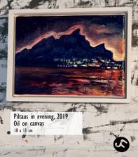Pilatus at evening, 2019
