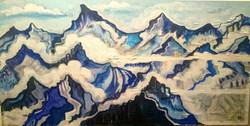 Tsumani in the alps