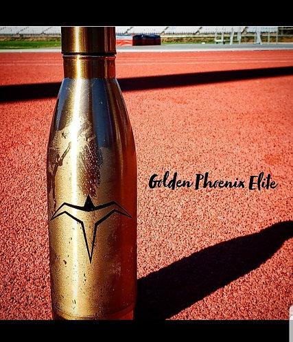 Golden Phoenix Water Bottle