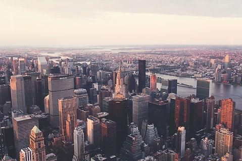 şehrin silueti