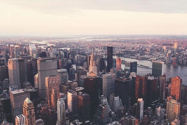 skyline della città