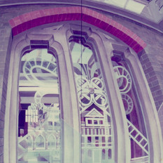 Isaac le Gooch Memorial Window (detail)