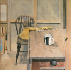 Studio interior - one whole object