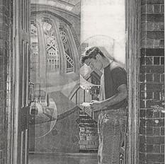 Isaac le Gooch Memorial Window - Backdrop Image