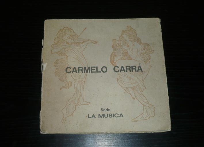 Carmelo Carra - Cataloog