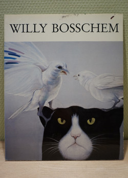 Bosschem - Galerij Poseidon - book