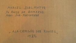 Delmotte Marcel