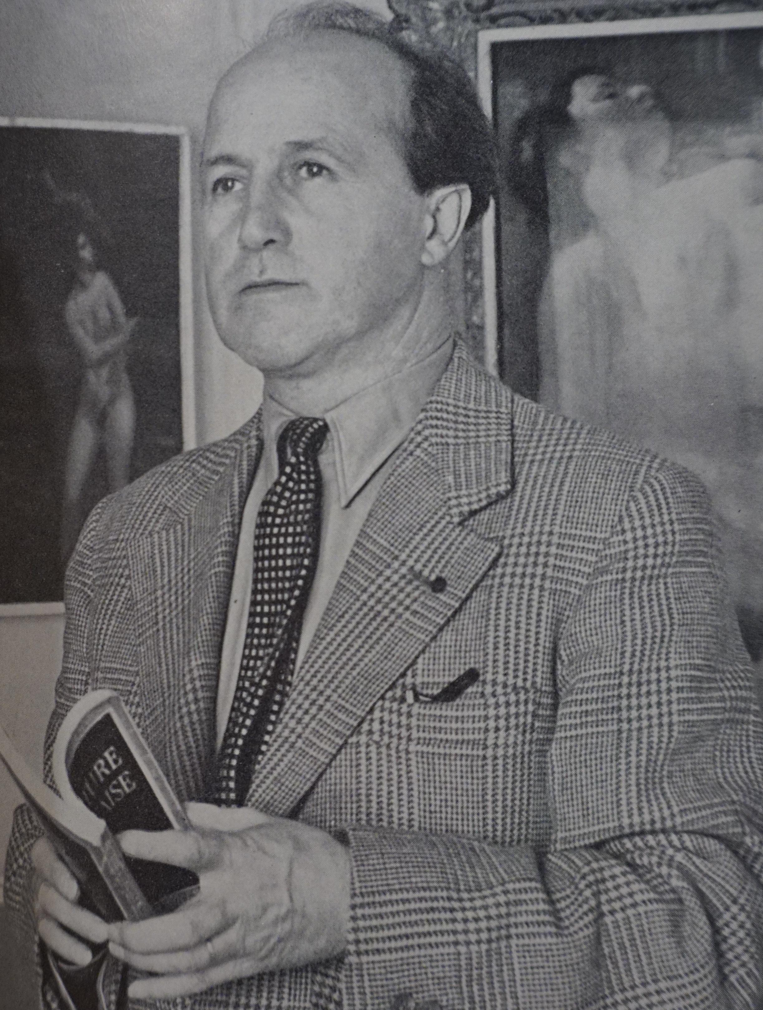 Leon Devos - Ministerie Onderwijs - picture