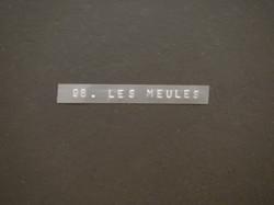 Delporte Charles- Les meules - 1998 - detail back