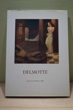Delmotte - Galery Isy Brachot Paris - book