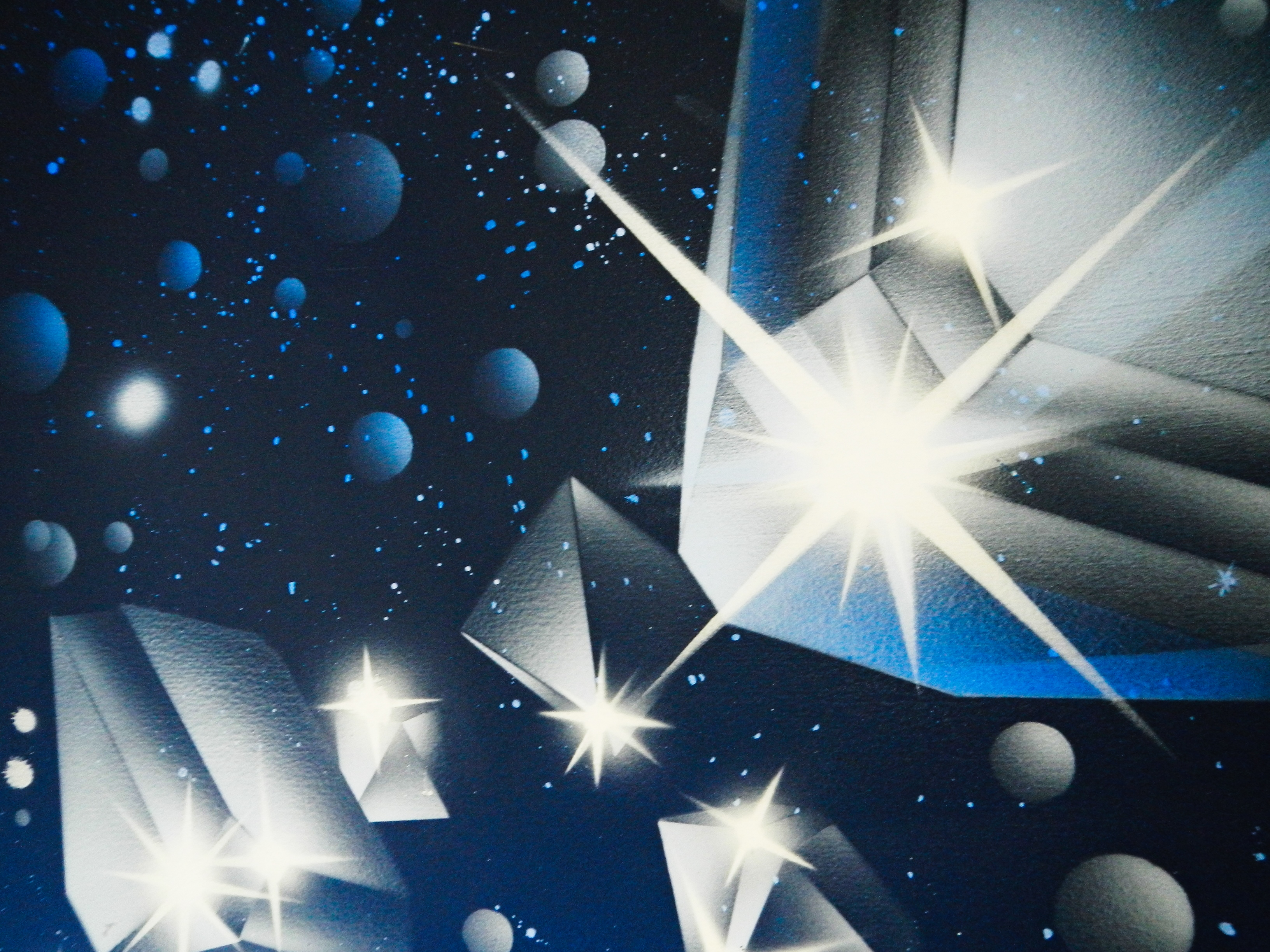 Plompen Willy - Juwelen in de ruimte - detail