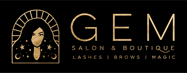 Gem Salon and Boutique Logo