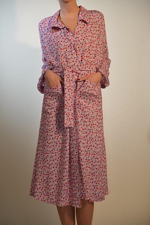 Robe Jiji Flowery Viscose