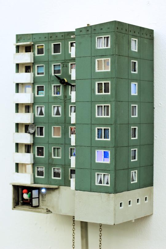cuckoo Block Hamburg Kirchdorf Süd