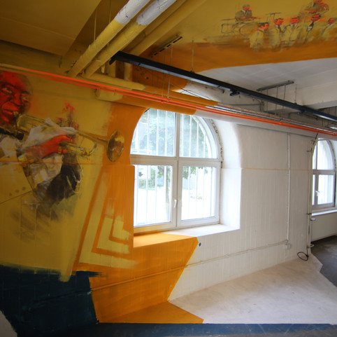 Kantine AtelierFrankfurt