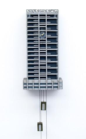 Elfenbein AfE Turm