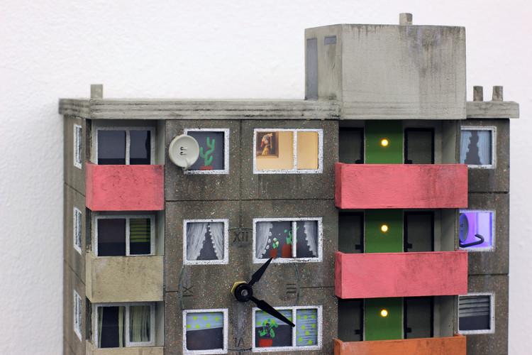 Cuckoo Block Frankfurt Mainfeld Red Edition