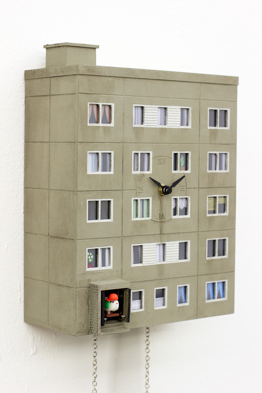 Cuckoo Block Jena
